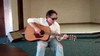 Derek Lamson at Reedwood Friends Church, Portland, Oregon, August 3...