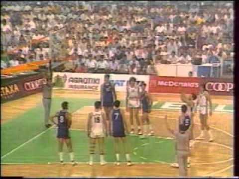 Έλλαδα   Γιουγκοσλαβία ημιτελικός 1987