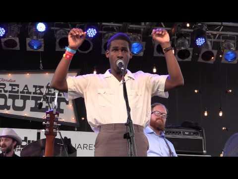 SXSW Leon Bridges & The Texas Gentlemen Brown Skin Girl