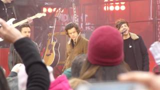 One Direction - Midnight Memories - Live - Good Morning America - 11/26/13