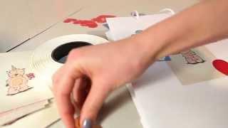 Брендирование готовых бумажных пакетов(, 2013-02-25T07:29:01.000Z)