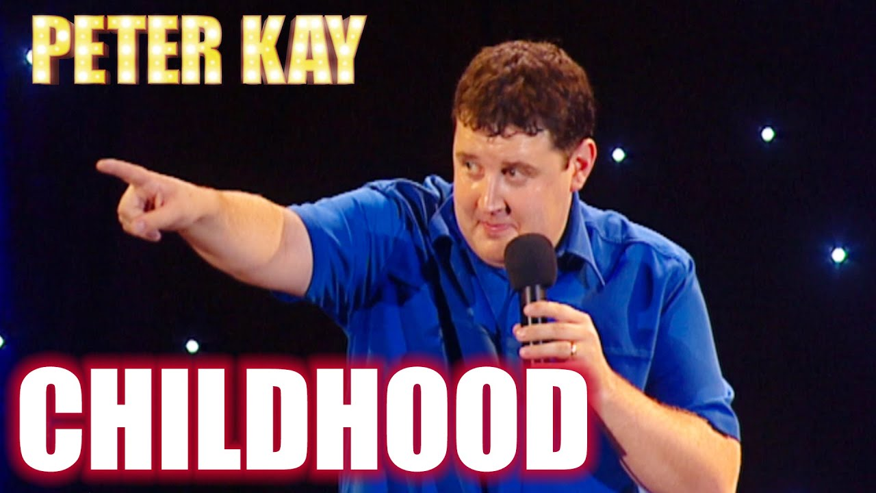 BEST OF Peter Kay's STAND UP About His Childhood | Peter Kay