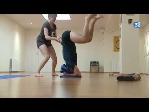Rouen : à la découverte du yoga Iyengar
