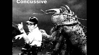 Concussive - Split CS w/ Bathtub Barracuda [2015]