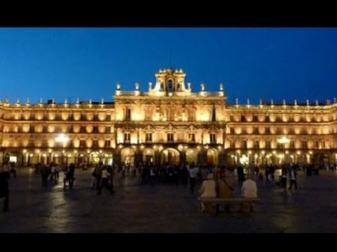 Salamanca Ciudad del Español - Official video