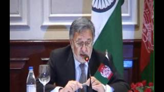 Visit of Minister for Foreign Affairs of Afghanistan to India