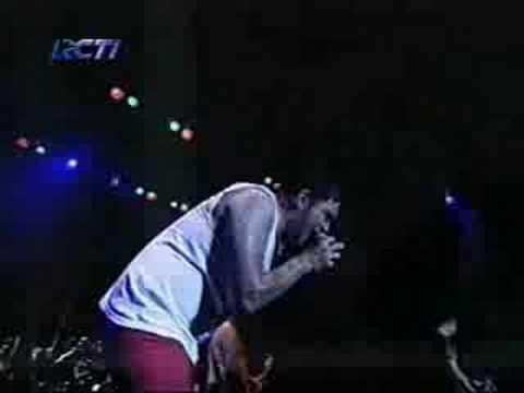new found glory - kiss me live at jakarta jam 2008