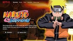 Naruto Shippuden ist jetzt auf Netflix!!!