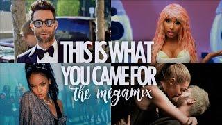Justin Bieber · ZAYN · Nicki Minaj · Miley Cyrus & More - Megamix [+35 Hits] (T10MO)