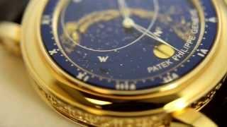 Patek Philippe Celestial: A look inside this rare Patek Philippe