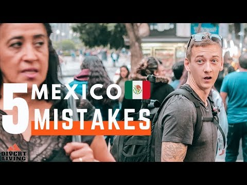 Mistakes NOT TO MAKE In Mexico City 🇲🇽