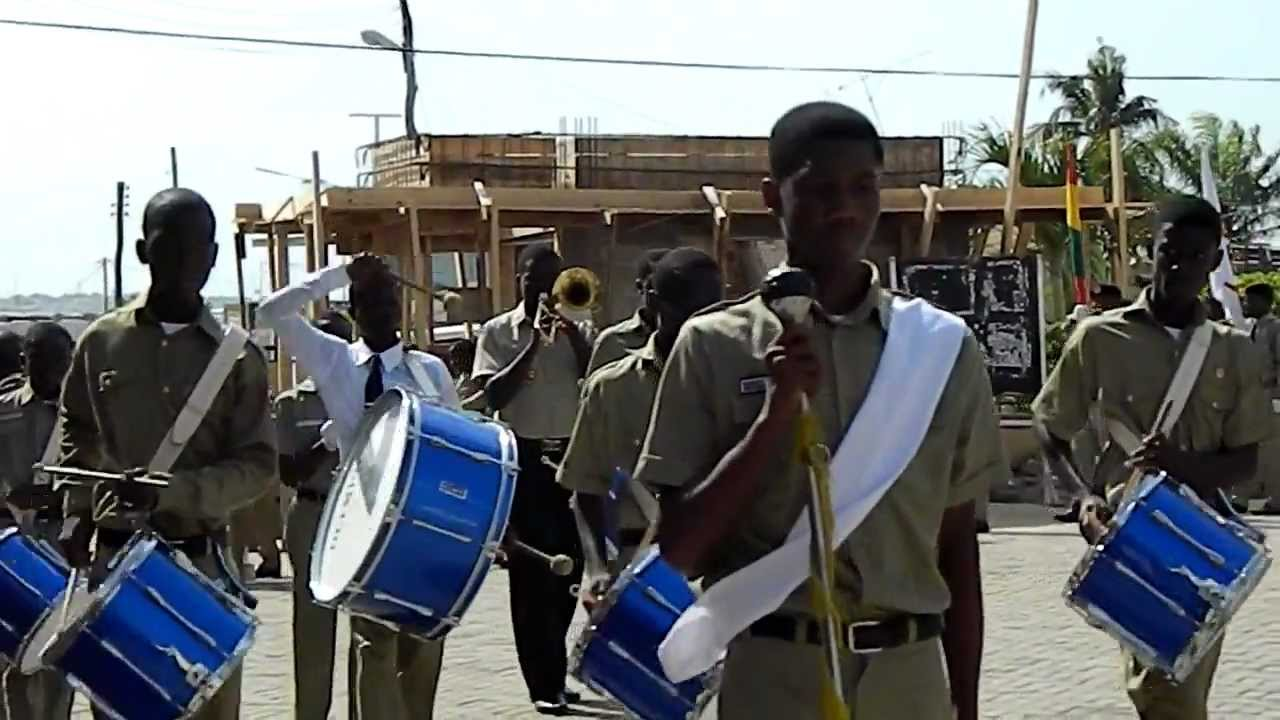 Download Ghana Royal Rangers marching band and drill corp