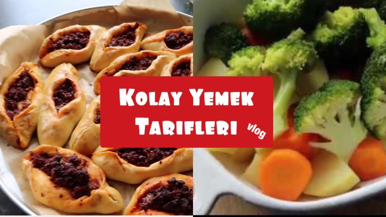 Kolay yemek tarfileri ve Pratik yemek tarifleri / Bu günün menüsü 'nde neler var? Hakan Burcu #