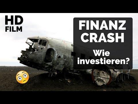 Finanzkrise - Wie investieren vor dem Crash? 1/3 Grundlagen