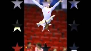 Спортивная гимнастика.Анастасия Гришина.
