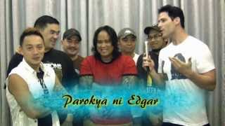 Parokya ni Edgar Reveal their thoughts on Gaga and what they like to Eat