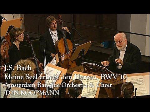 Bach: Meine Seel erhebt den Herren, BWV 10 (Ton Koopman, Amsterdam Baroque Orchestra & Choir)