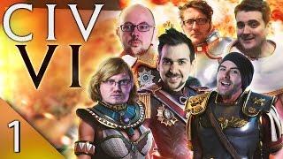 civ 6 warmongers 1 scythian barbarians