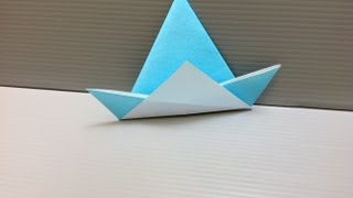 Daily Origami: 032 - Pointed Hat