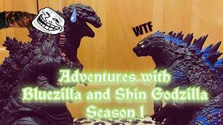 Adventures with Bluezilla and Shin Godzilla episode 19