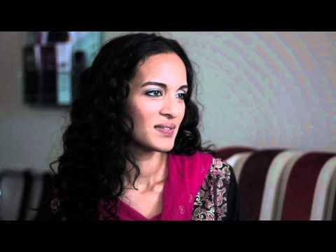 "Interview de Anoushka Shankar pour l'album ""Traveller"""
