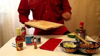 Вкус Мексики 2.Закуски и напитки