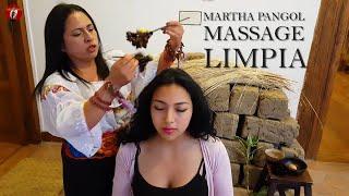 Download Mp3 Asmr Massage, Martha Pangol, Soft Spoken, Limpia, Spiritual Cleansing, åndelig R