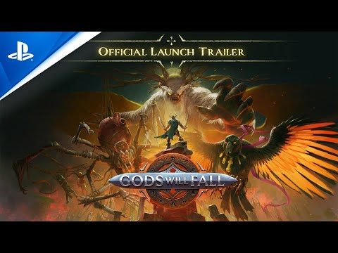 Gods Will Fall - Official Launch Trailer | PS4
