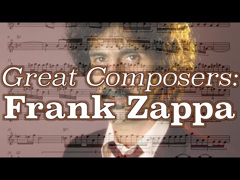 Great Composers: Frank Zappa