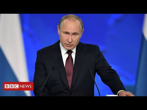 Coronavirus - fears that Russia's President Putin has been exposed to infection - BBC News