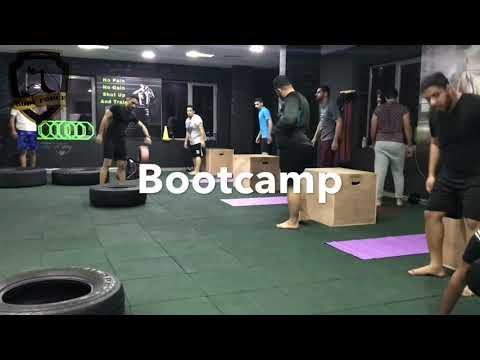 Body Force Bahrain Bootcamp Training