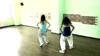 Девочки классно танцуют хип хоп