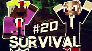 Minecraft Survival #20 - WAT IS DIT WOW!