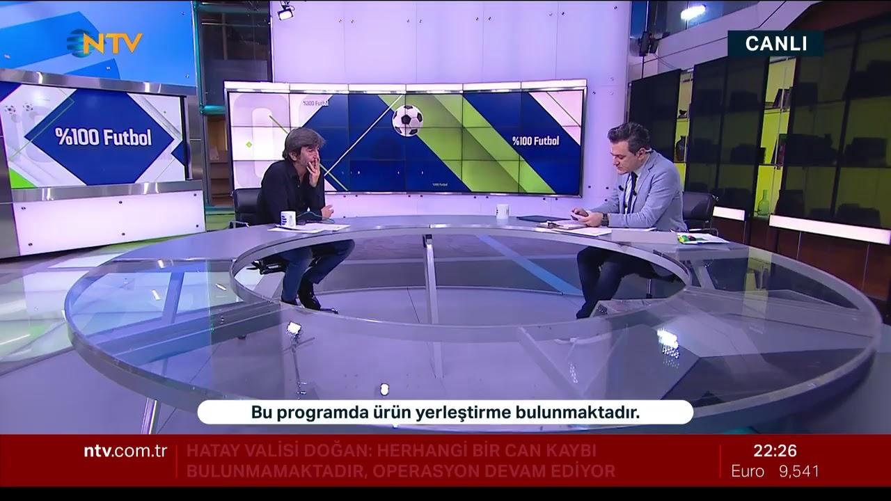 Rıdvan Dilmen ve Murat Kosova ile %100 Futbol | Yukatel Denizlispor - Beşiktaş (26 Ekim 2020)
