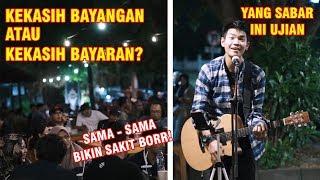Download KEKASIH BAYANGAN -  CAKRA KHAN (LIRIK)  COVER BY TRI SUAKA -  PENDOPO LAWAS