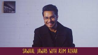 Sawaal Jawab with Asim Azhar | ShowSha