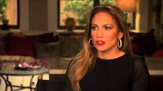 JLO talks '' The FOSTERS ''