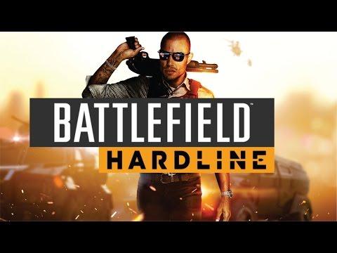 Battlefield Hardline - Game Movie