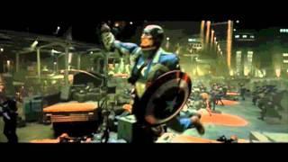 Rexona Superhero - Capitan America