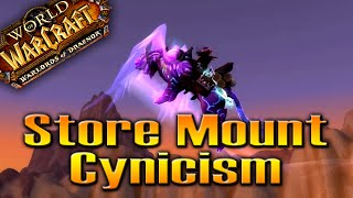 Mystic Runesaber & Store Mount Hate | WoW Discussion by QELRIC