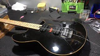 Bagaimana Proses Setting Gitar di adin guitar service live streaming