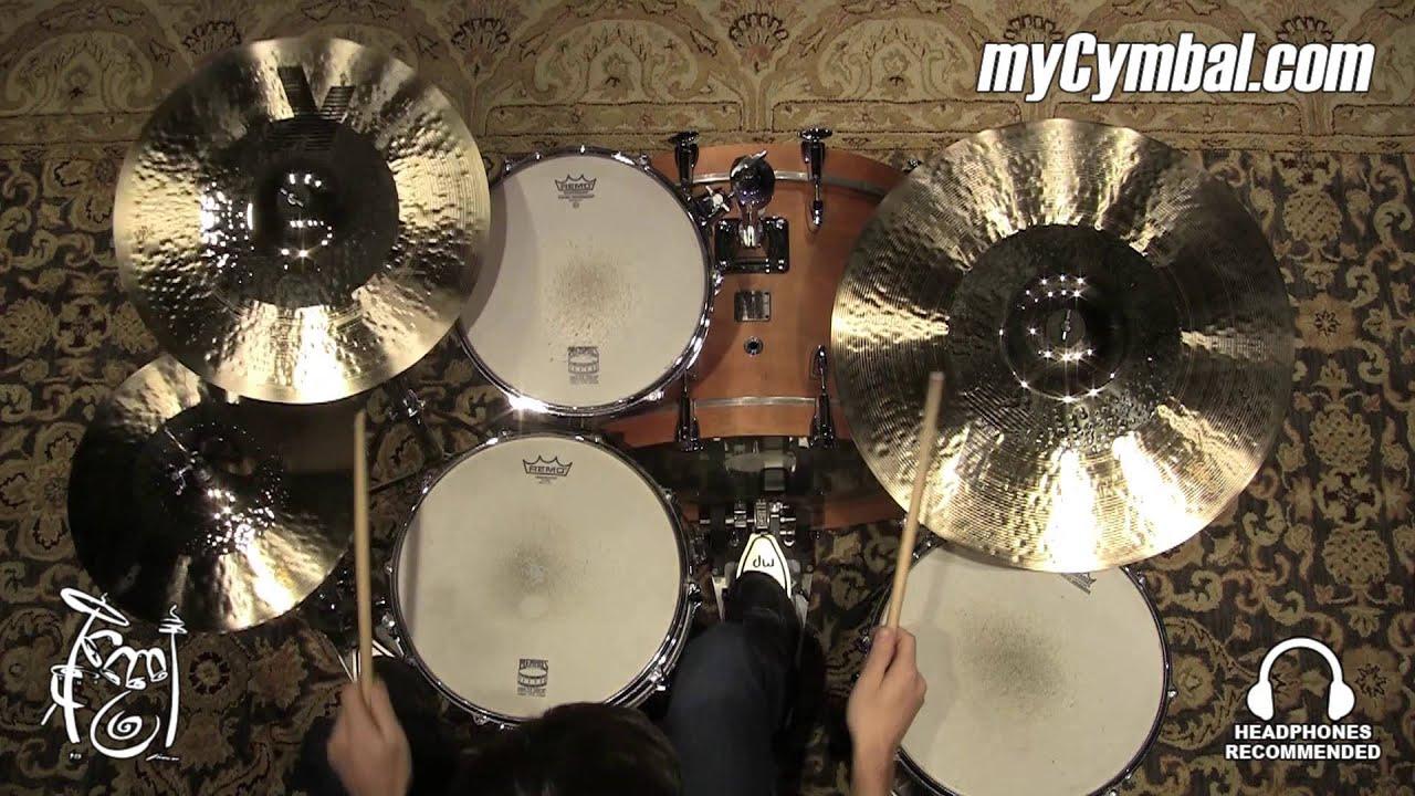 zildjian k custom hybrid cymbal box set pack kch390 1101415pp youtube. Black Bedroom Furniture Sets. Home Design Ideas