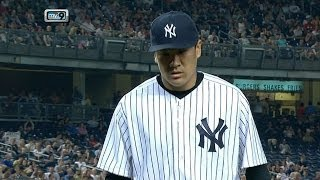 TOR@NYY: Tanaka strikes out 10 over six frames