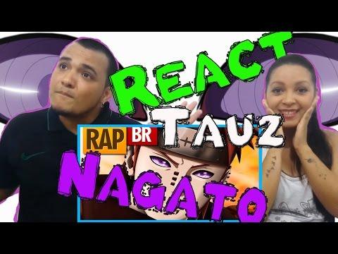 React #76 Rap do Nagato / Pain (Naruto) | Tauz RapTributo 21