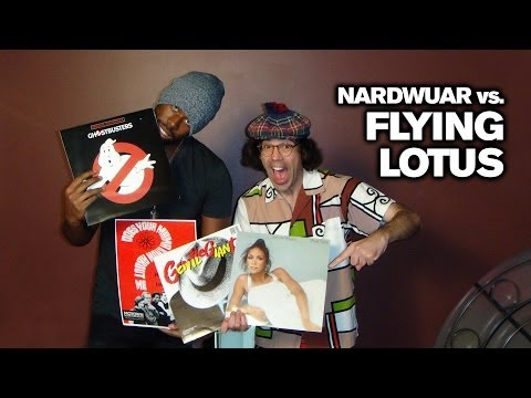 Nardwuar vs. Flying Lotus