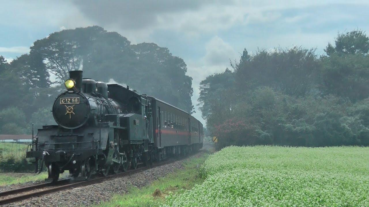2011年9月_【2011年9月】真岡鐵道のある風景(市塙-多田羅) - YouTube