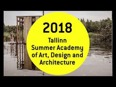 2018 Tallinn Summer Academy