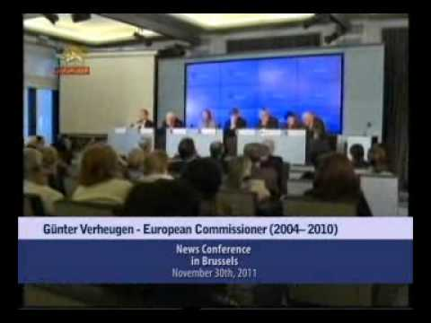 Pess Conference in Brussels  - November 30th, 2011 Part-2