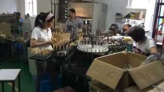 How It's Made LED filament Bulb