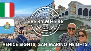 Venice Sights, San Marino Heights - Inspirational, Incredible Italy | Next Stop Everywhere